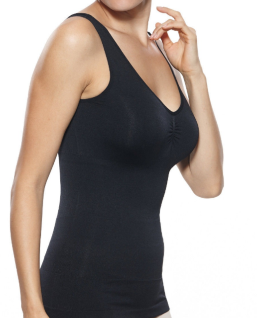 Arabella Womens Seamless Slimming Camisole Shapewear Brand