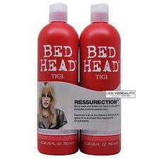 BED HEAD TIGI Resurrection Shampoo & Conditioner 25.36 Oz / 750 ml Duo