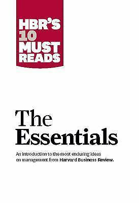 HBR'S 10 Must Reads: The Essentials by Harvard Business Review 2