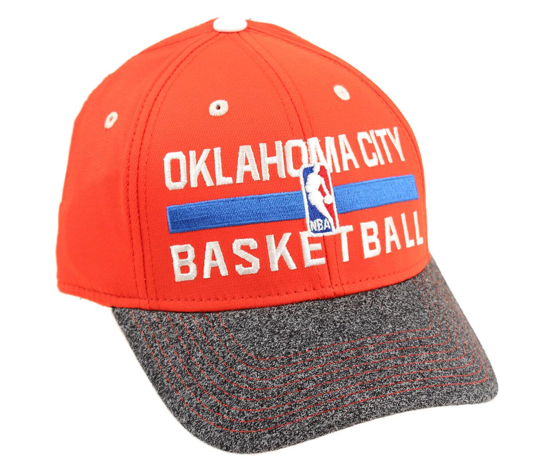 check out f6ff5 4b295 Oklahoma City Thunder adidas NBA 2013 Practice Flex Cap for sale online    eBay