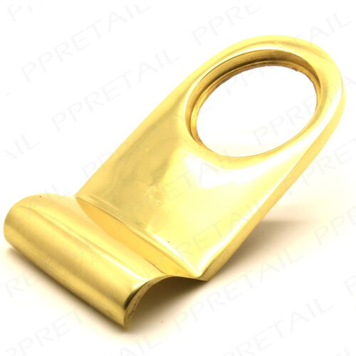 QUALITY SOLID BRASS FRONT DOOR PULL FIT STANDARD YALE 30mm Entrance//Handle