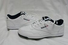 Reebok Men/'s Club Memt Classic Shoes 100/% Sneaker Shoes V67513 Color White Navy