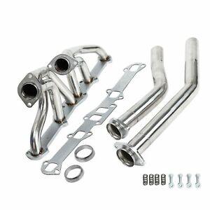 Ford Mercury L6 144//170//200//250 CID Stainless Steel Performance Headers Exhaust