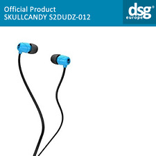 S2DUDZ-012 GENUINE SKULLCANDY JIB HEADPHONE IN-EAR EARPHONES BLACK/BLUE