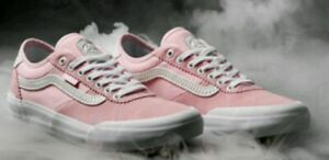 99f57e3429ea48 Vans Chima Pro 2 Spitfire Limited Edition Pink Brand New Skate Shoe ...