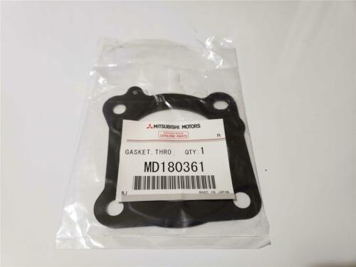 OEM Mitsubishi MD180361 EVO 7 8 9 Throttle Body Gasket 3000 GT VR4 Stealth Turbo