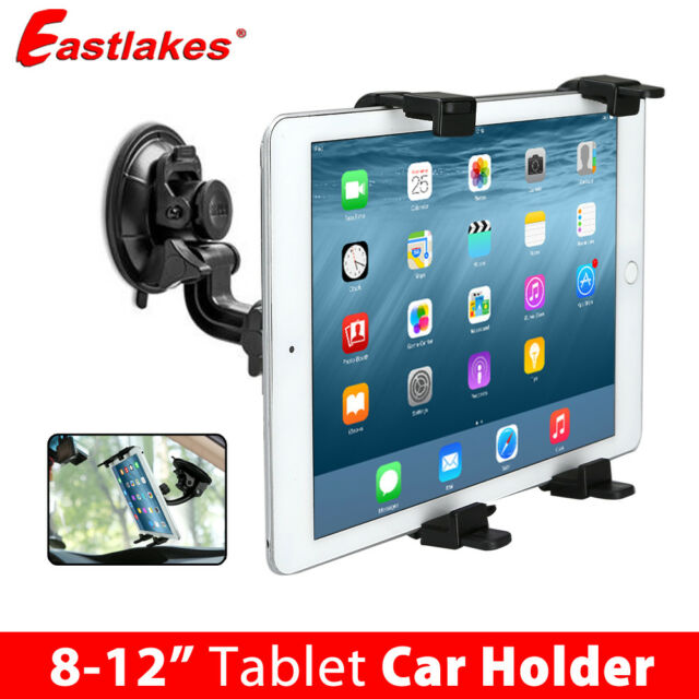 """360° Car Suction Mount Holder For Samsung Galaxy Tab A 9.7"""" OR 8.0"""" T350 T550"""
