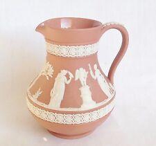 Wedgwood Caraffa d'acqua-Brocca in terracotta Jasperware