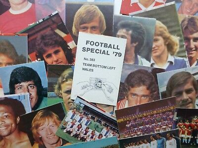 #115-DERBY//SCOTLAND-QPR-NOTTS C-DON MASSON FOOTBALL SPECIAL 79 AVA AMERICANA