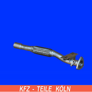Endschalldämpfer silenciadores para opel meriva a 1.6 1.6 16v BJ 03-10