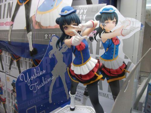 Love Live Sunshine Tsushima Yoshiko 21cm SSS Figure AMU-PRZ8903 US Seller