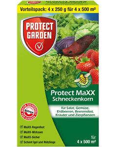 Protect Schneckenkorn Protect Maxx 4x 250 G-afficher Le Titre D'origine éGouttage