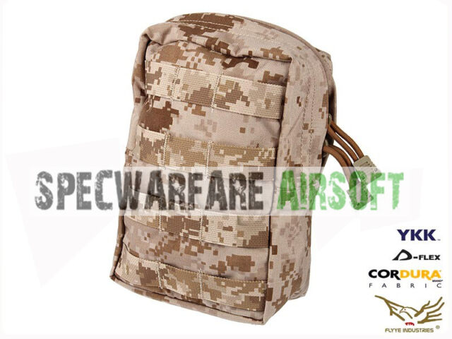 FLYYE MOLLE Vertical Accessories Pouch (AOR1) FY-PH-C018-R1
