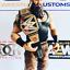 Titulo-personalizado-WWE-Campeonato-De-Cuero-Real-para-Mattel-Jakks-Hasbro-Figuras miniatura 1