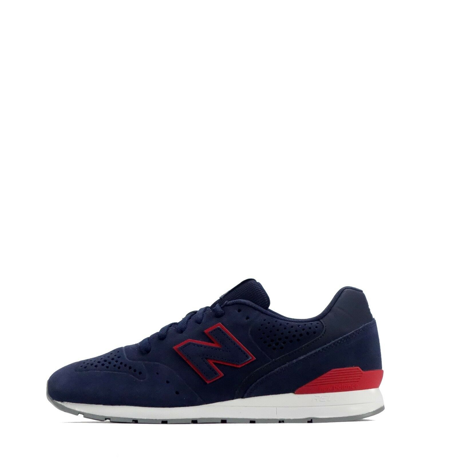 New Balance 996 Re Re Re Engineered Men's Suede Retro Low Top shoes in bluee ace249