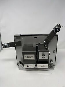 Bell & Howell Autoload 456A 8mm & Super 8 Movie Projector Turns on