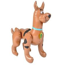 """19"""" Giant Inflatable Scooby Doo Dog Beach Pool Party Float Outdoor Fun Toy"""