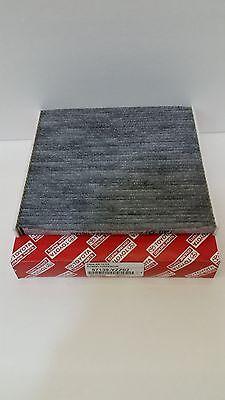 GENUINE TOYOTA LEXUS HIGHLANDER LS400 OEM CHARCOAL CABIN AIR FILTER 87139-YZZ02