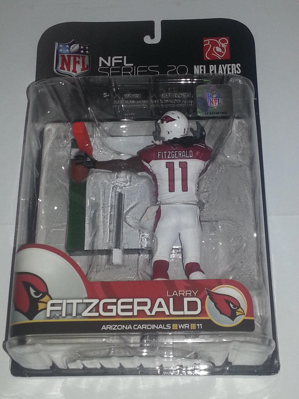 McFarlane NFL - Larry Fitzgerald - Arizona Cardinals figure figure figure 2009 428a9f