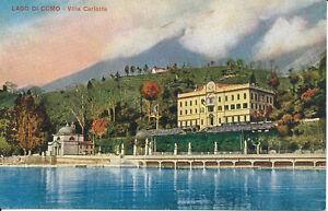 PC39054 Lago di Como. Villa Carlotta. A. Rizzoli