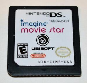 IMAGINE: MOVIE STAR NINTENDO DS GAME 3DS 2DS LITE DSI XL