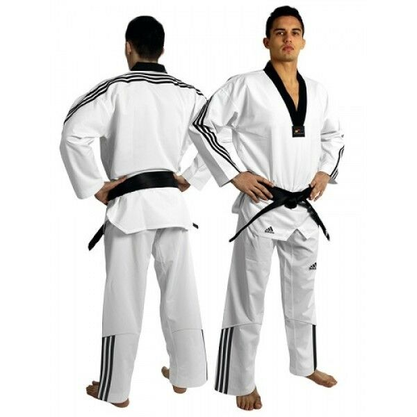 New adidas  ADI FLEX 2(II) Taekwondo Uniform Taekwondo Dobok Set-WTF Approved  timeless classic