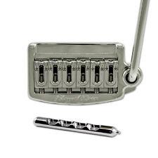 Floyd Rose Rail Tail Tremolo Kit Nickel for Strat - Wide RT400W