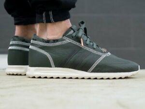 Details zu Adidas Los Angeles Neu Gr:47 13 oliv 500 originals sneaker AQ5464 retro vintage