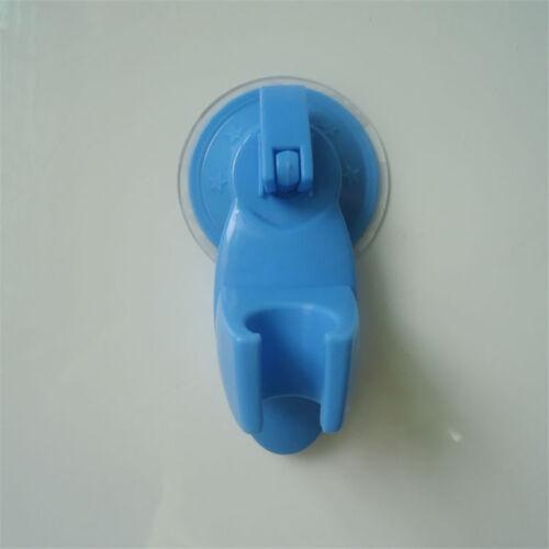 Salle de Bain Siège Chuck Holder douche Puissante Fixe support ventouse en plastique ventouse