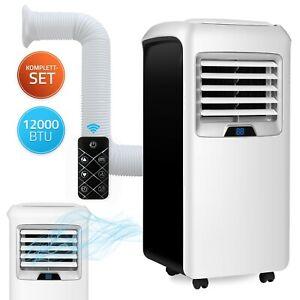 Mobile-Klimaanlage-EEK-A-4in1-Geraet-Klimageraet-Klima-12000-BTU-R290-3-5W