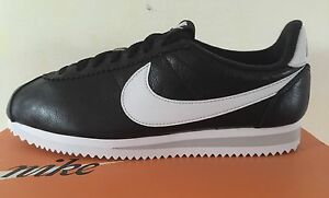 huge selection of 124d8 20f95 Image is loading NIKE-CLASSIC-CORTEZ-PREMIUM-807480-010-sz-4-
