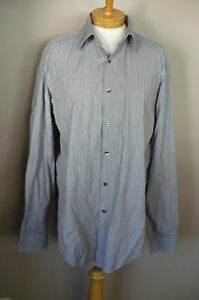 FABULOUS-DKNY-GREY-SHIRT-SIZE-LARGE-VGC