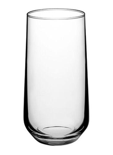 3 pasabache Allegra Hi Boule Tumbler 470 ml potable Verres Verre à eau