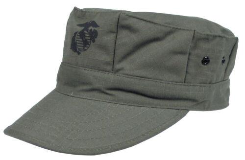 US CAP USMC Berr PT GI ARMY BERRETTO berretto berretto visiera MARINA BW Esercito Tedesco