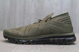e8e109ba33 25 Men's Nike Air Max Flair Running Shoes Medium Olive/Sequoia ...