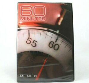 60-Minutes-Mt-Athos-Dvd-With-Bob-Simon-2011-Michael-Karzis-New