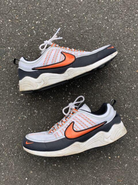 Nike Air Zoom Spiridon 16 Retro Running Shoes Whiteorng Men 9 926955 106