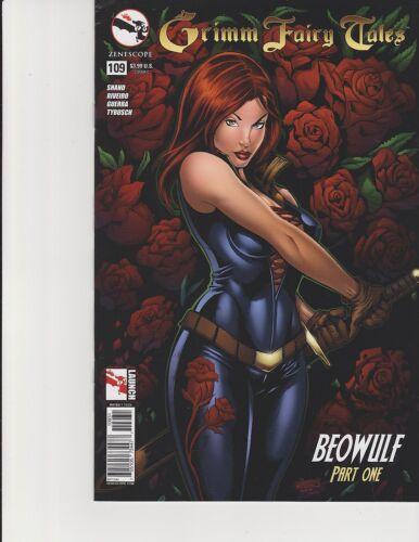 Grimm Fairy Tales #109 Cover C Zenescope Comic GFT NM Kotkin