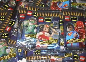 Consciencieux Lego Batman Trading Card Game Tcg 50 Booster = 250 Cartes De Collection Nouveau Neuf Dans Sa Boîte-afficher Le Titre D'origine