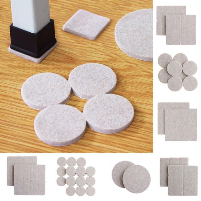 Self Adhesive Anti Scratch Pad Furniture Floor Protector Non Slip