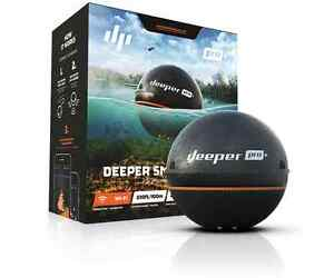 deeper pro plus - gps + wifi - smart sonar - portable wireless, Fish Finder