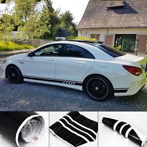2st Auto Seitenstreifen Aufkleber Teile Fur Mercedes Benz W117 C117