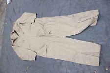 Mechanic Tactical Style Khaki Flight Suit Intermediate Coverall JUMPSUIT Medium