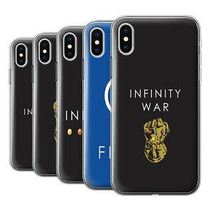 Gel-TPU-Case-for-Apple-iPhone-X-10-Infinity-War-Inspired