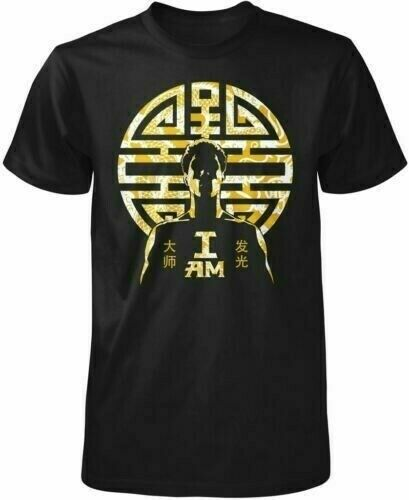 I AM Last Dragon T-Shirt martial arts film actors Bruce Leroy