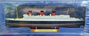 RMS-Queen-Mary-Transatlantico-Scala-1-1250-Die-Cast-DeAgostini