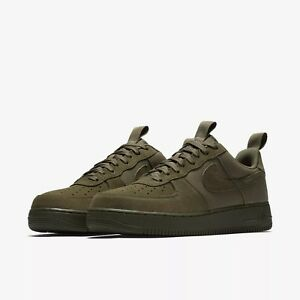 cb5a149c2e 579927-200 Nike Air Force 1 '07 Low Canvas Lifestyle Olive ...
