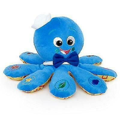 Genuine Octoplush Plush Toy Original By Baby Einstein
