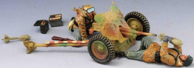 THOMAS GUNN ACCPACK036A Anti Tank Cannon German WW2