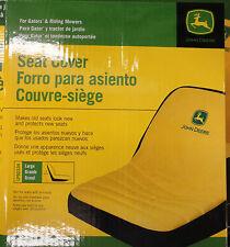 John Deere Large Standard Seat Cover LP92334